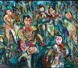 Músicos, 1941