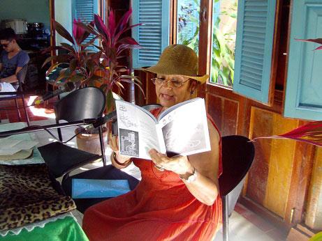 Carmen Sotolongo.