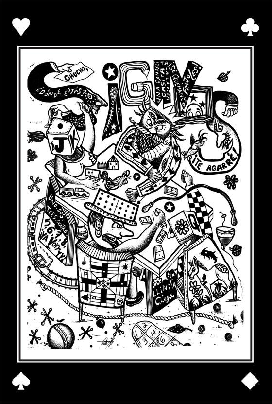 Cubierta de la revista Signos 72, enero-junio 2016.