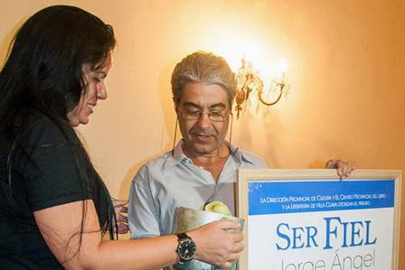 Entrega del Premio Ser Fiel en homenaje a Samuel Feijoo